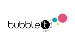 BubbleT bath and body gifts