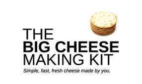 The BIG Cheese Making Kits