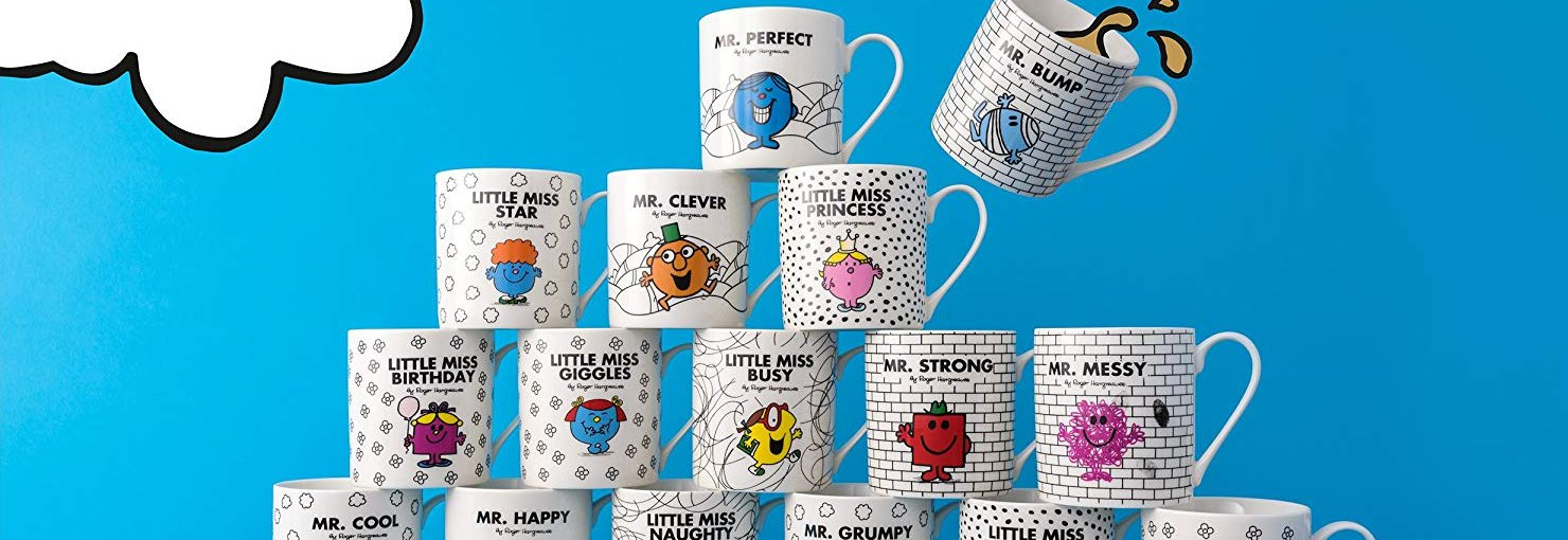 Mr Men & Little Miss Gifts